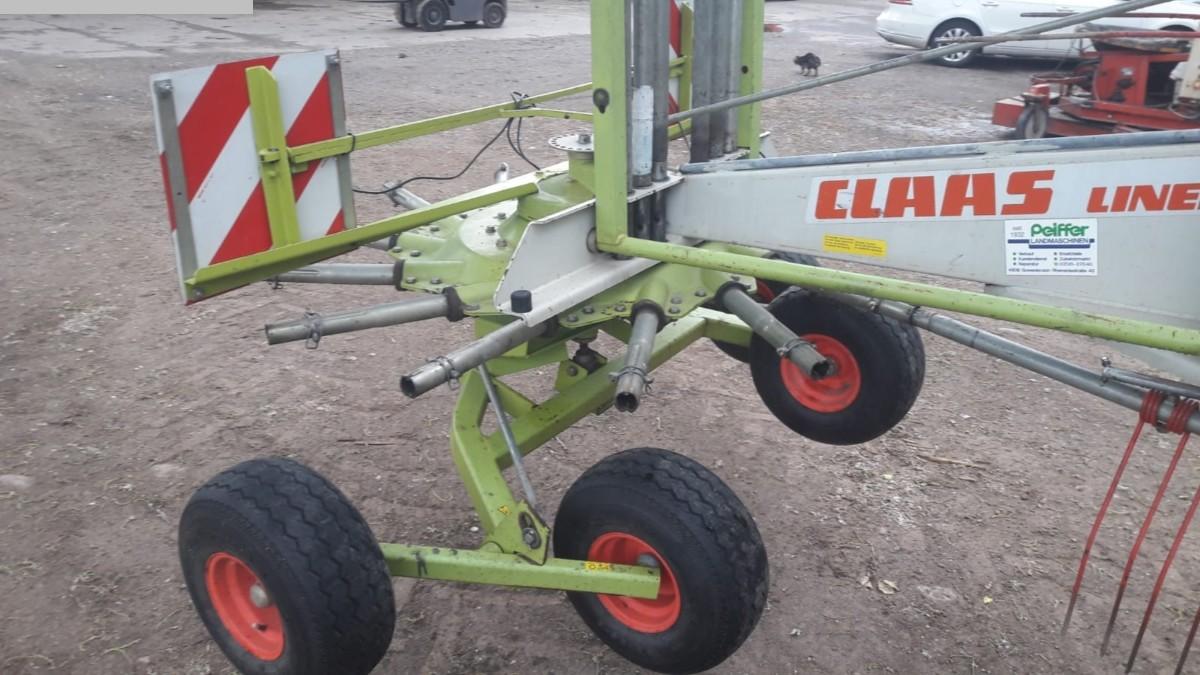 gebrauchte Bau- und Landmaschinen Schwader CLAAS Liner 470 S
