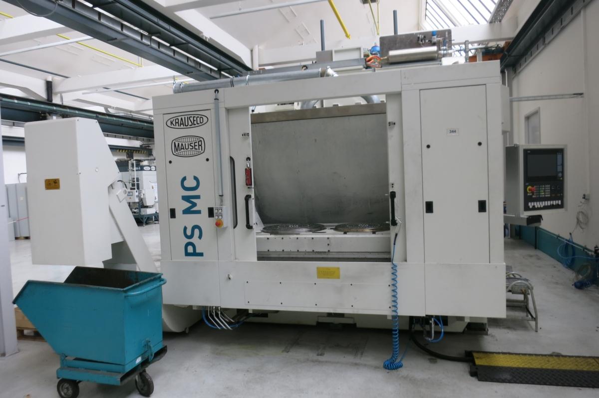gebrauchte Bohrwerke / Bearbeitungszentren / Bohrmaschinen Bearbeitungszentrum - Horizontal Krauseco-Mauser PS MC