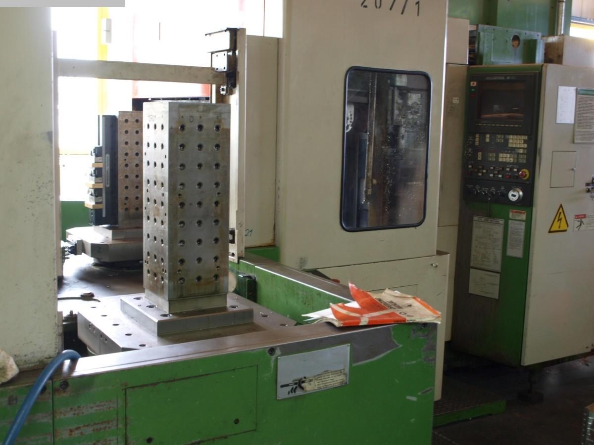 gebrauchte Fräsmaschinen Bearbeitungszentrum - Horizontal MAZAK H 500 / 40 N