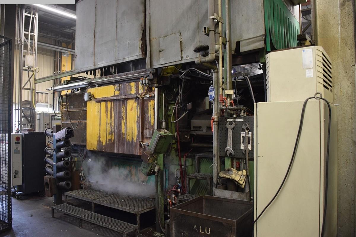 gebrauchte Kaltkammerdruckgußmaschine - Horizontal IDRA OL 560PRP