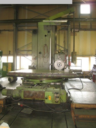 used Boring mills / Machining Centers / Drilling machines Floor Type Boring and Milling M/C - Hor. CERUTI ADM-ADL 125
