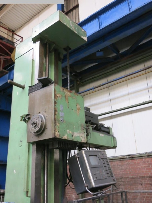 used Boring mills / Machining Centers / Drilling machines Floor Type Boring and Milling M/C - Hor. JUARISTI 205 M CNC