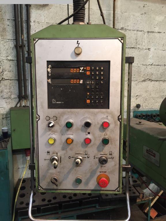kullanılmış Delme değirmenleri / İşleme Merkezleri / Delme makineleri Zemin Tipi Delme ve Freze M / C - Hor. JUARISTI 110