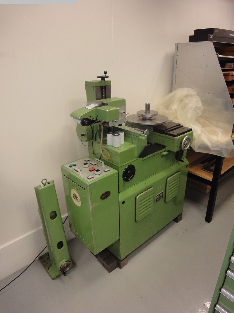 used Gear cutting machines Gear Testing Machine MAAG PZH 60