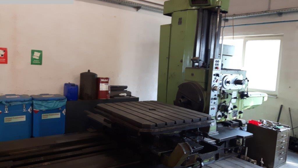 gebrauchte Tischbohrwerk STANKO 2620