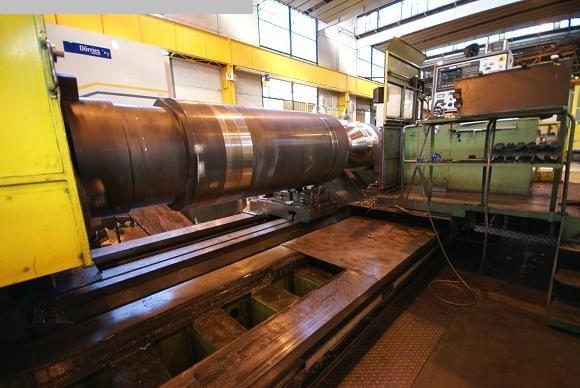 rabljeni tokarski strojevi za teške uvjete rada KRAMATORSK K3