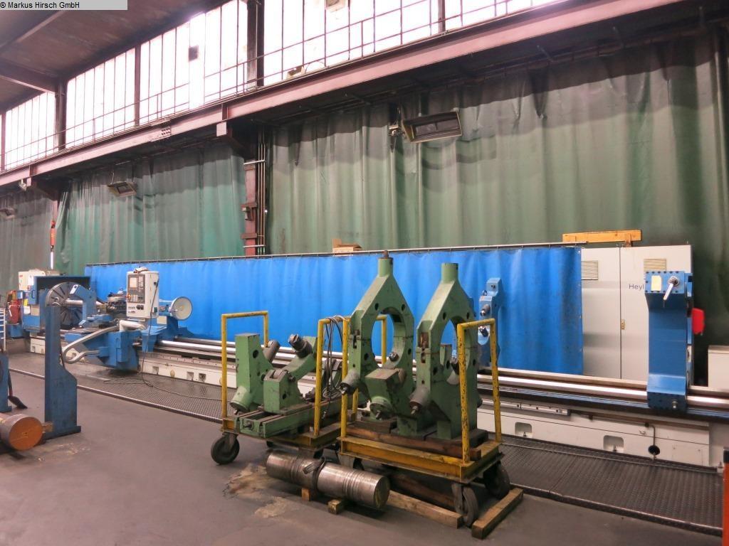 rabljeni tokarski strojevi za teške uvjete rada WOHLENBERG PT1-1070II