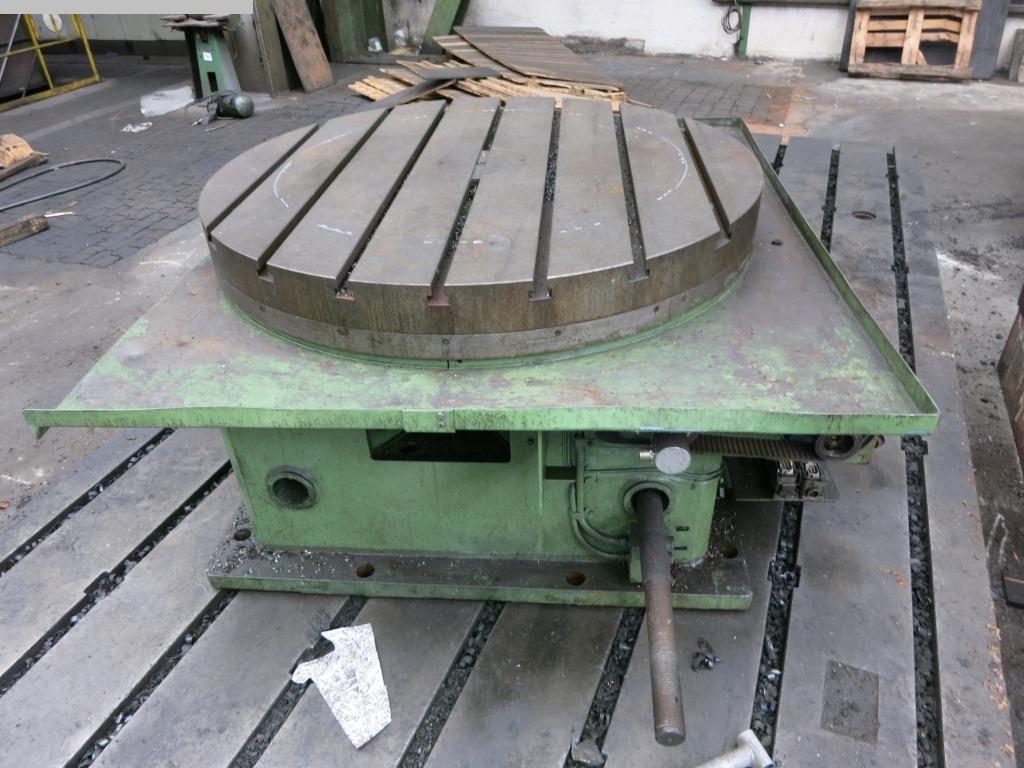 Rabljeni Ostali pribor za alatne strojeve Rotary Table
