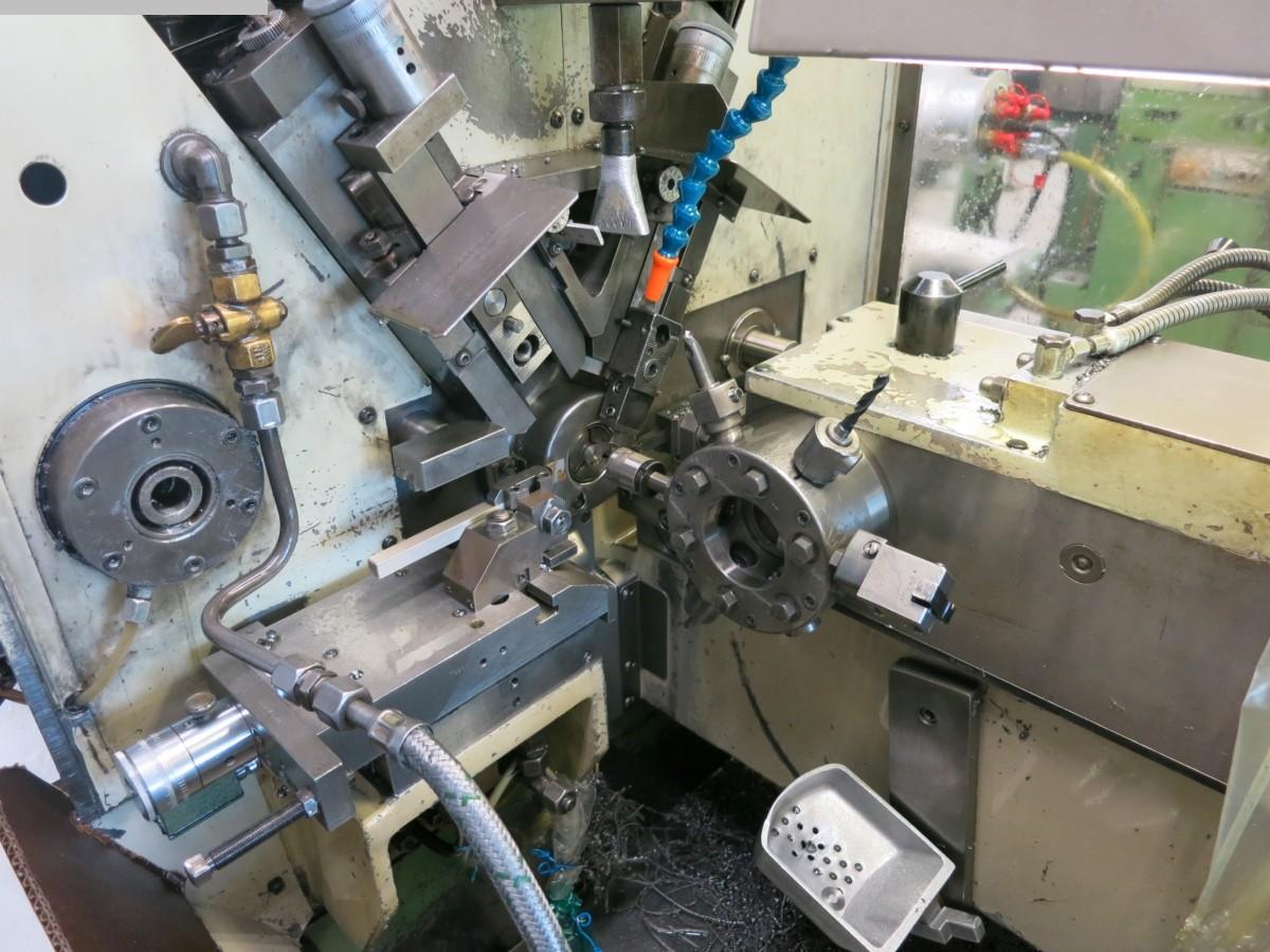 used Lathes Bar Automatic Lathe - Single Spindle INDEX GE 25