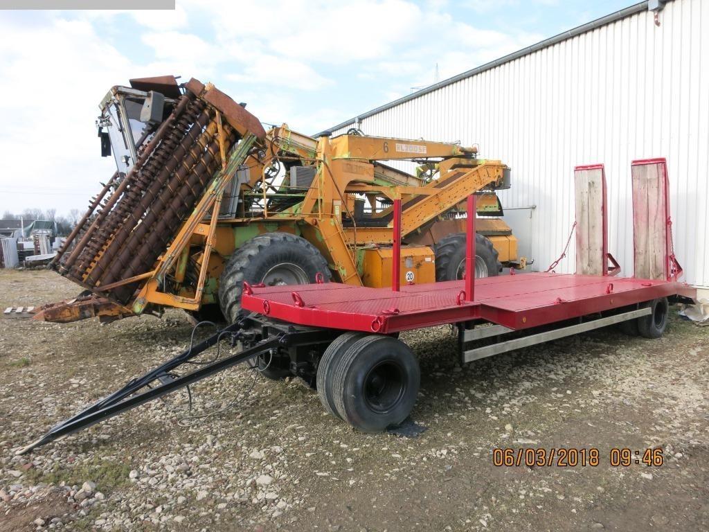 used Vehicles Low bed GOLDHOFER U2 16/80