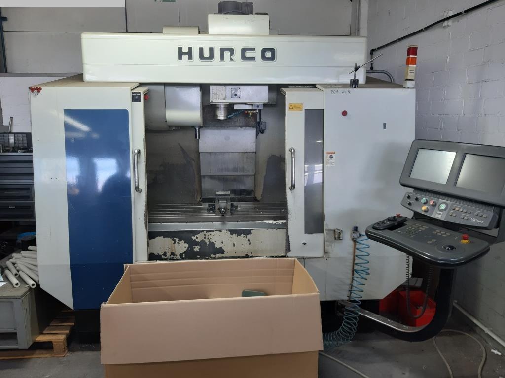 rabljeni glodalice za bušenje / Strojni centri / Strojevi za bušenje Obrada - vertikalni HURCO BMC 4020 HTM