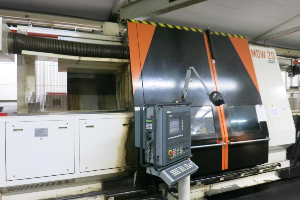 gebrauchte  CNC Dreh- und Fräszentrum MAX MUELLER MDW 20 M