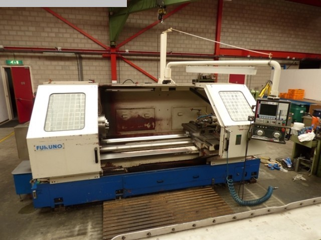 gebrauchte  CNC Drehmaschine Fukuno Seiki Seiki 2680