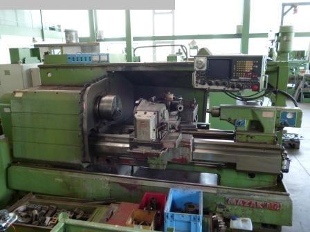 gebrauchte  CNC Drehmaschine MAZAK M 4