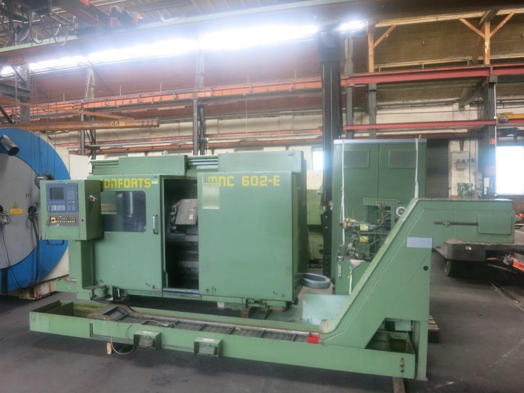 gebrauchte  CNC Drehmaschine MONFORTS MNC 602-E