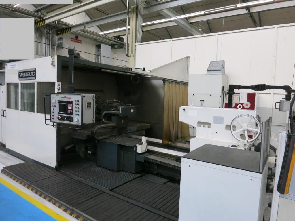 gebrauchte  CNC Drehmaschine RAVENSBURG K1M-900 CNC