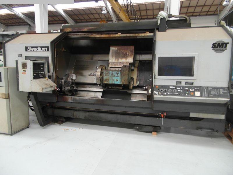 gebrauchte  CNC Drehmaschine SMT Swedturn18