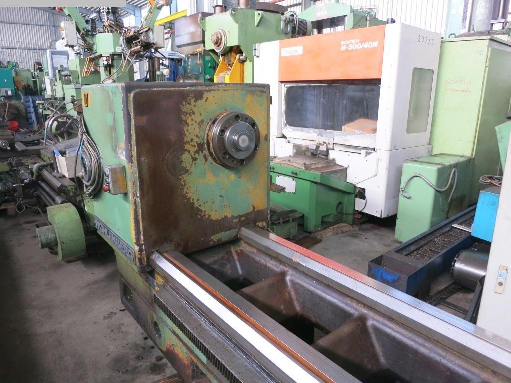gebrauchte  CNC Drehmaschine WOHLENBERG U1070 S/PTI