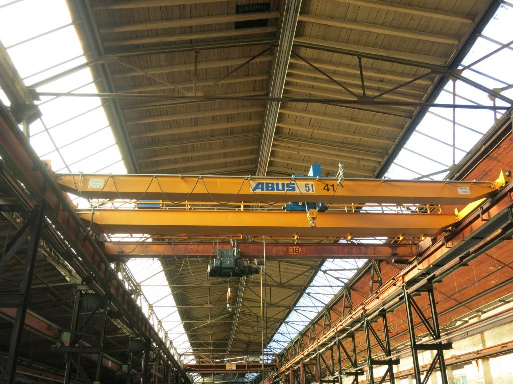 used Other Machines Bridge Crane - Double Beam Abus