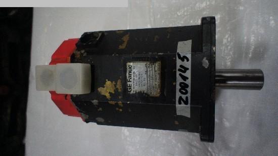 usato Altri accessori per macchine utensili Motore GE FANUC A06B-0501-B002 # 7000