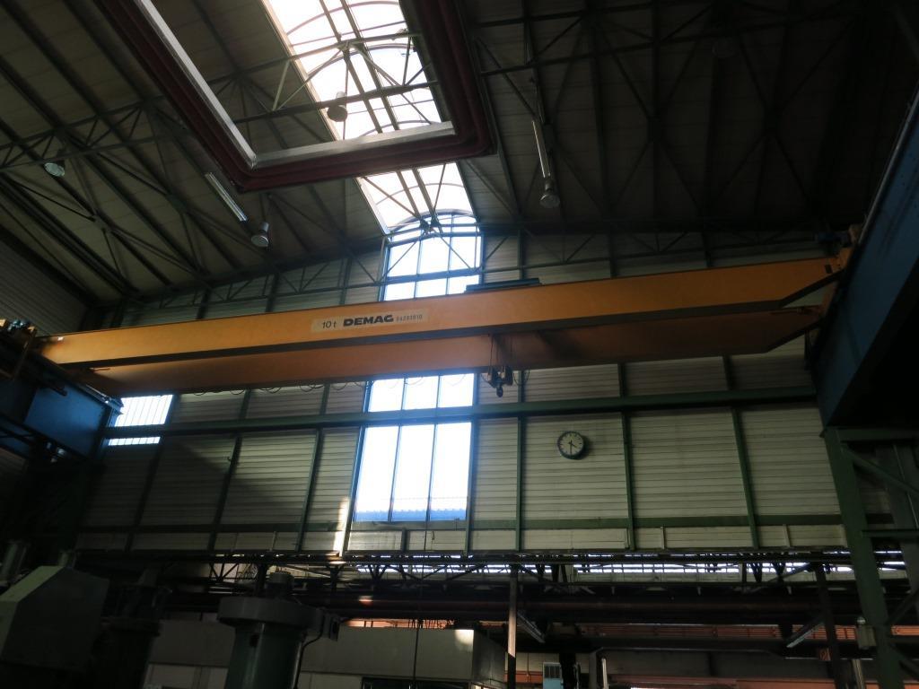 used Other attachments Bridge Crane - Single Beam Demag