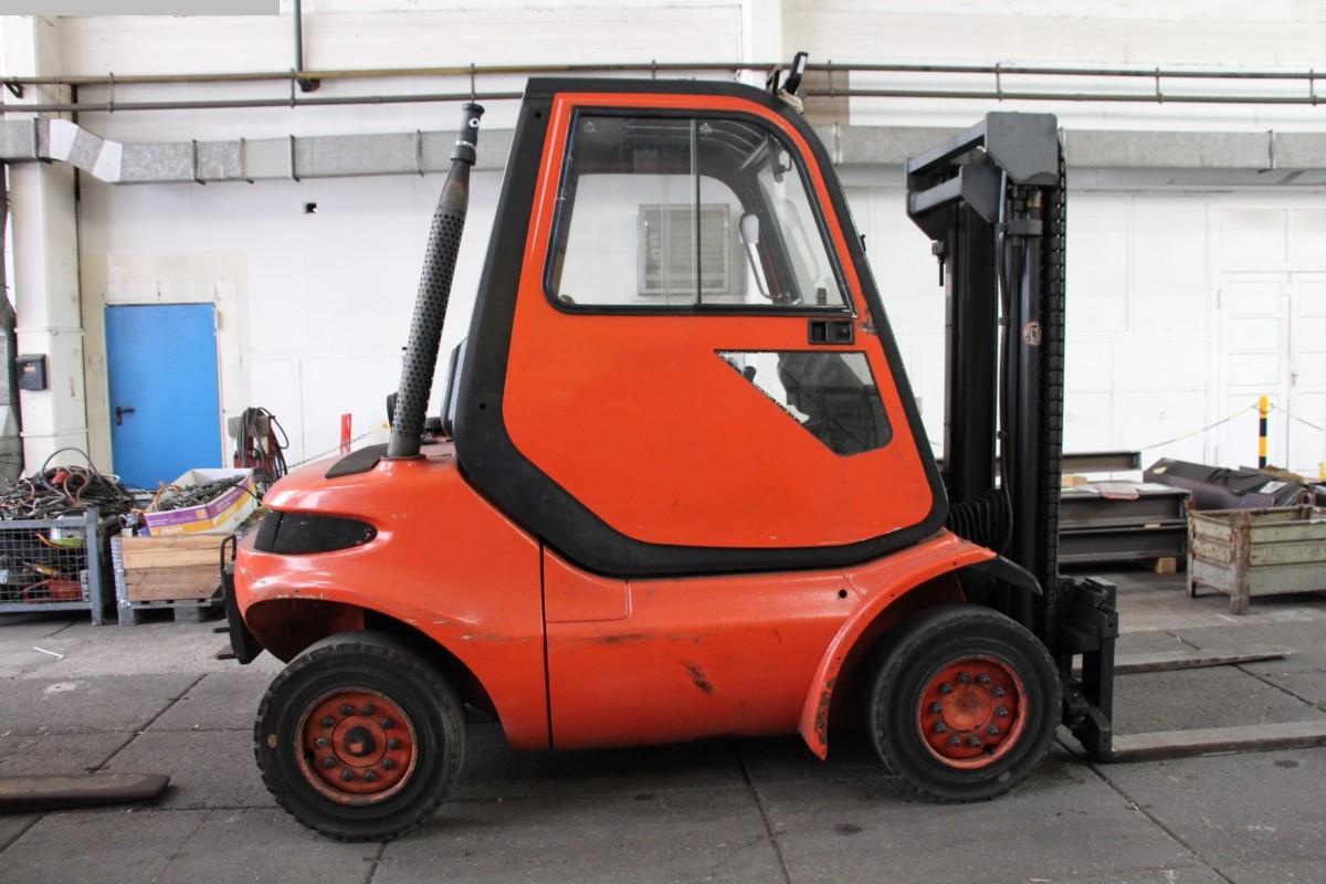 Chariot élévateur Autres matériels occasion - Diesel LINDE H40D