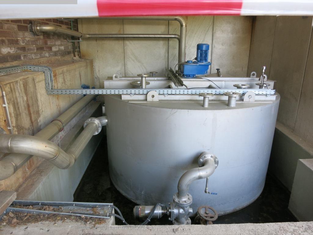 used Pharma/Chemistry/Cosmetic Stainless steel pressure tank Jnasen 17004