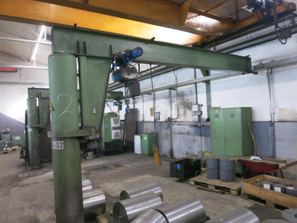 used Other attachments Pillar Type Swivelling Crane Abus VS