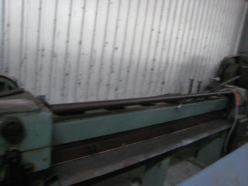 used Sheet metal working / shaeres / bending Plate Shear - Mechanical RFR MS/24