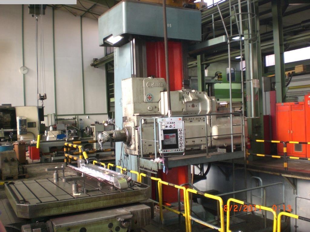 used Boring mills / Machining Centers / Drilling machines Ram-Type Floor Boring and Milling M/C SKODA W160HA