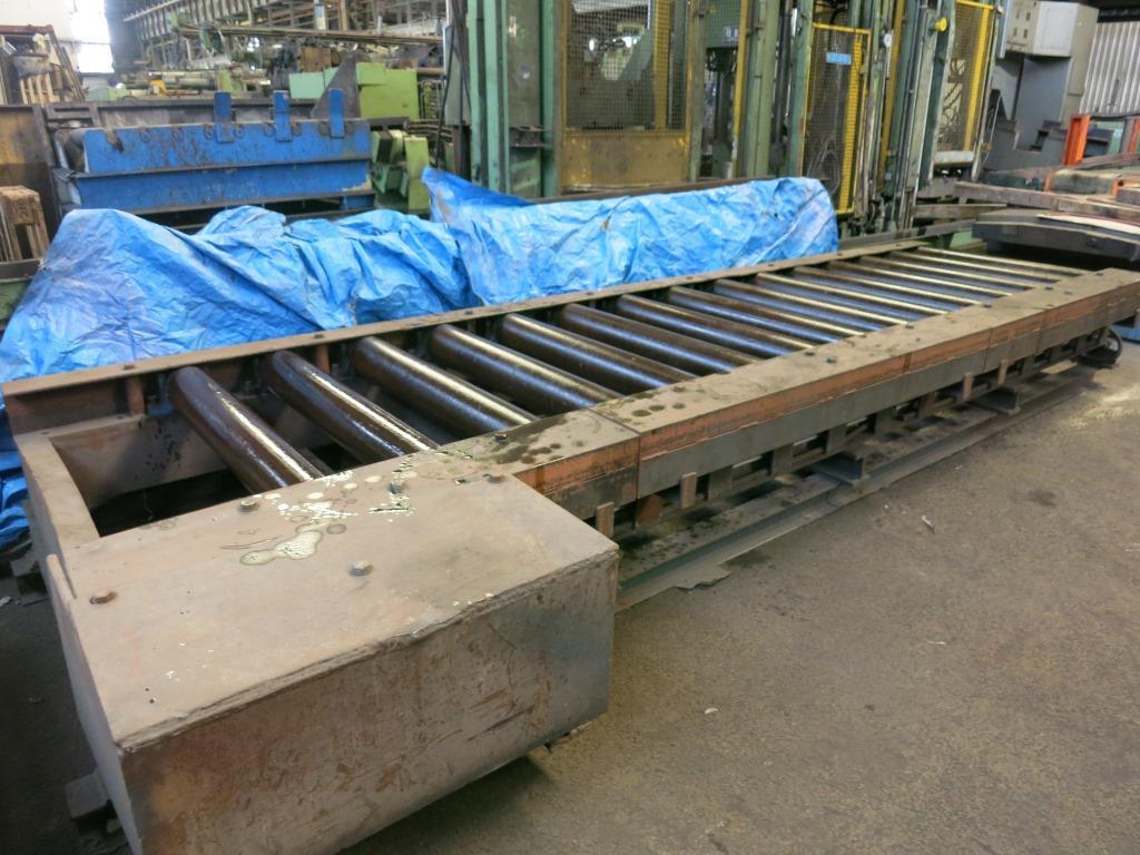 gebrauchte Fensterfertigung: Holz Rollenbahn ROLLENBAHN