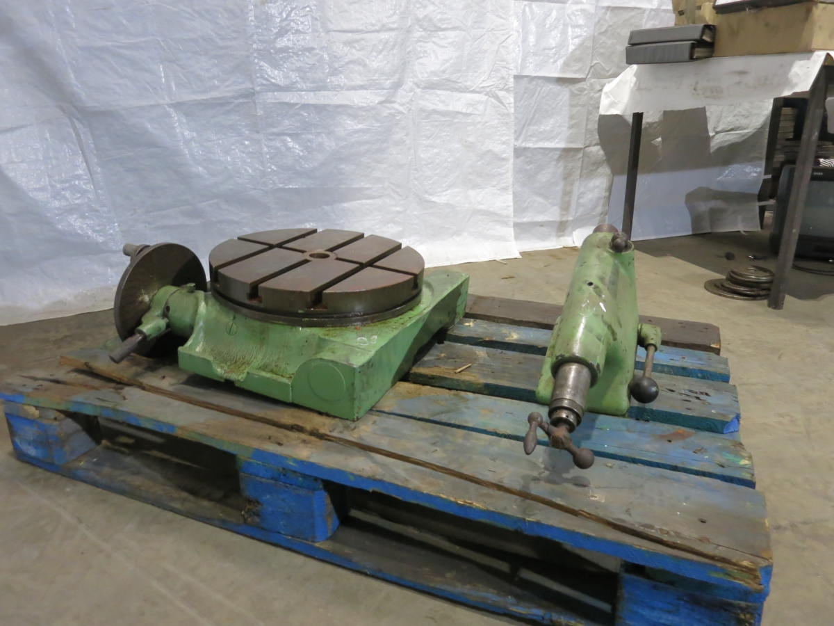 used Other accessories for machine tools Rotary Table  Teiltisch