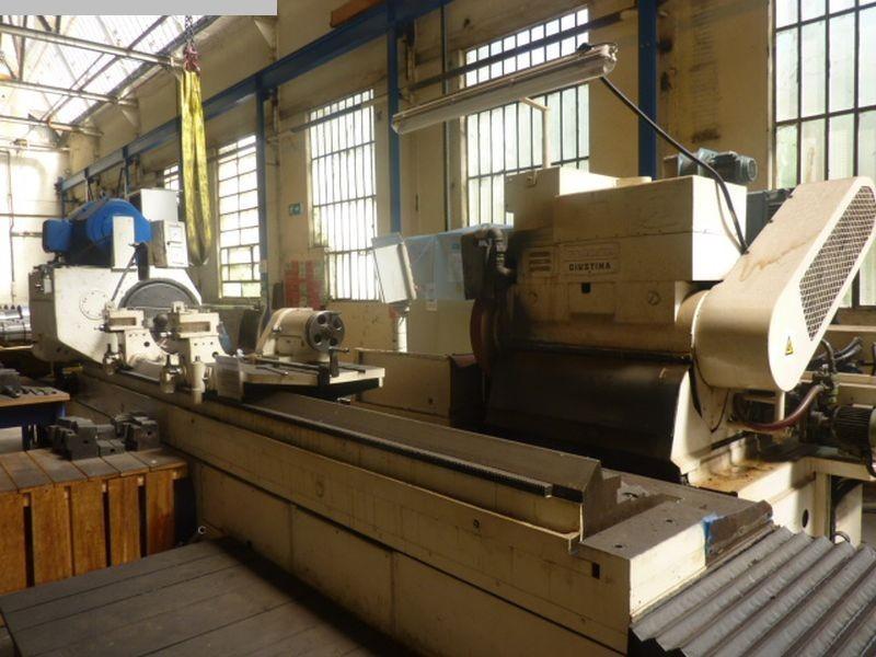 gebrauchte Schleifmaschinen Rundschleifmaschine FERREL Giustina
