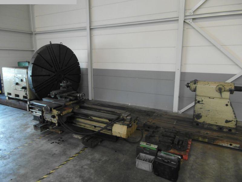 gebrauchte Drehmaschinen Großdrehbank NILES DP4000 DP5000