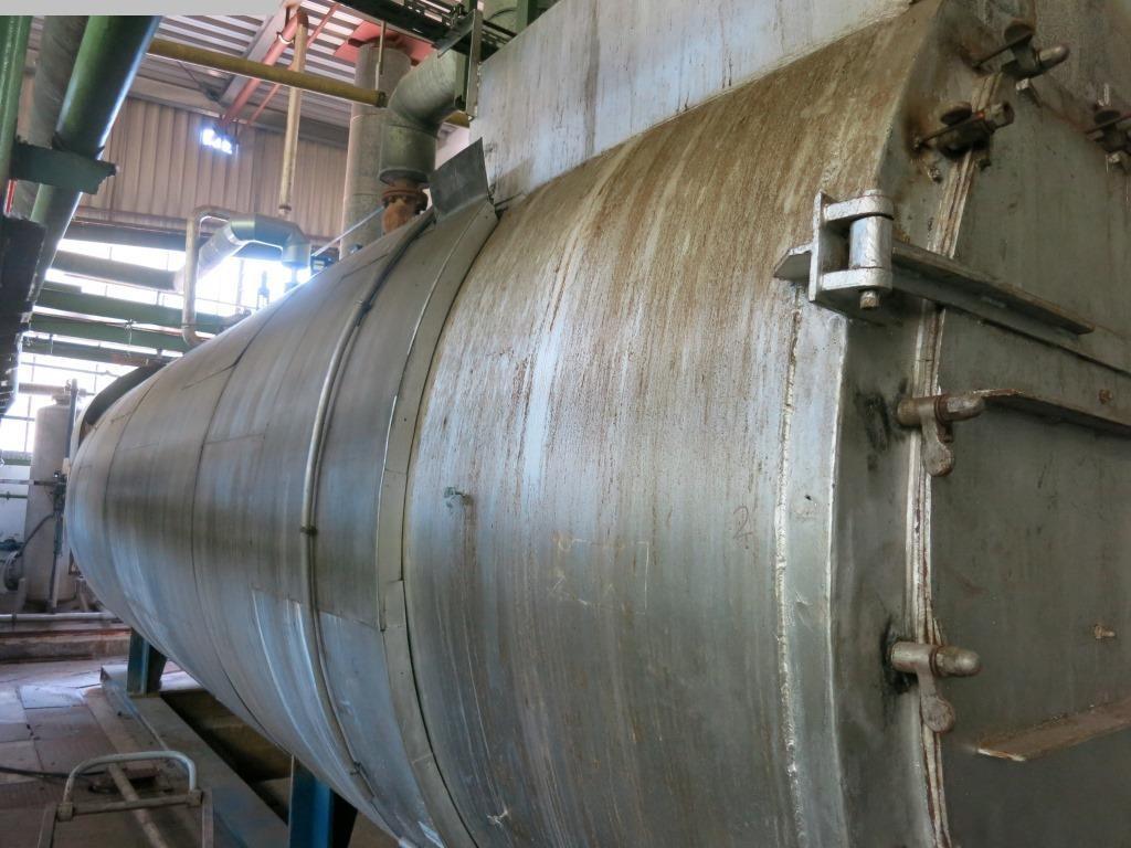 gebrauchte Sondermaschine Sondermaschine  Dampf Aufbereitung