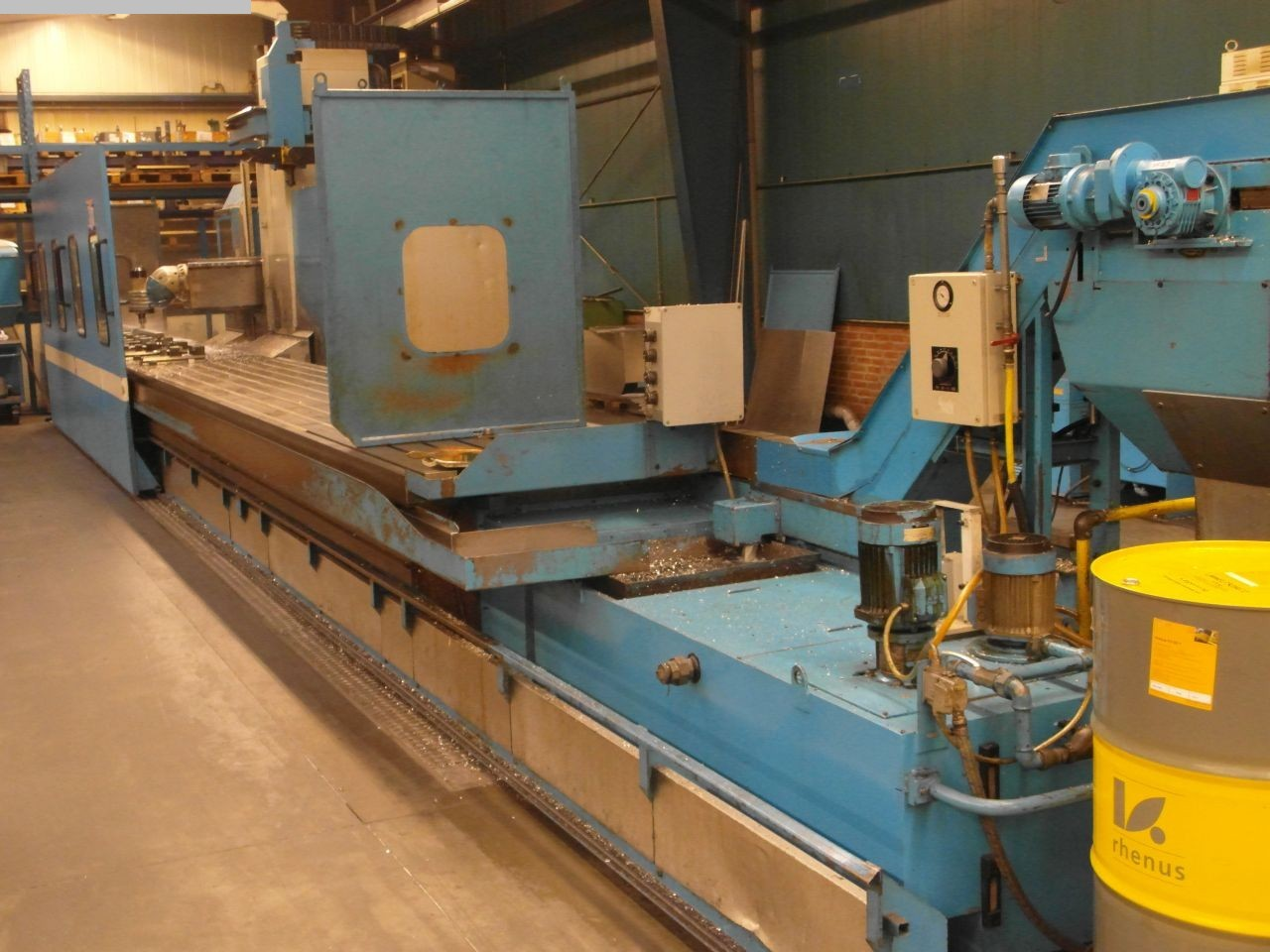 used Bed Type Milling Machine - Horizontal SORALUCE SP12000