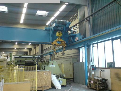 used Bridge Crane - Single Beam VOITH DEMAG