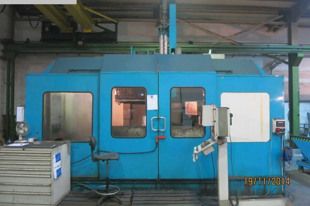 used Vertical Turret Lathe - Single Column ONSAL SC14