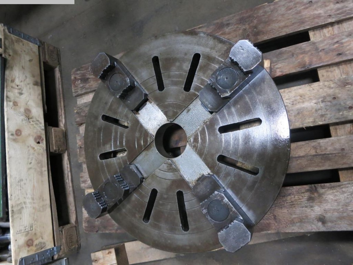 used Other accessories for machine tools Faceplate