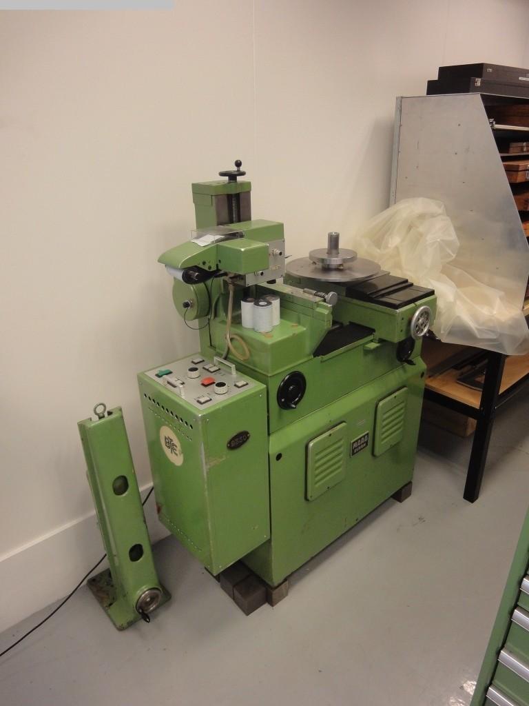 gebrauchte Verzahnungsmaschinen Zahnradprüfmaschine MAAG PZH 60