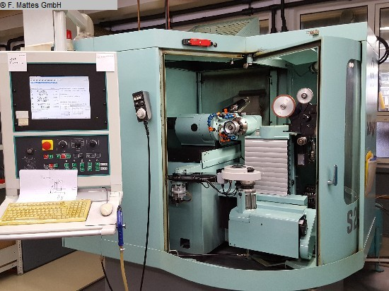 used Tool and Cutter Grinder DECKEL S20