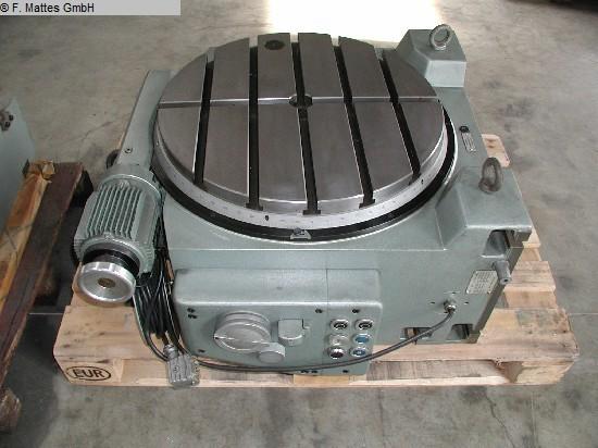 gebrauchte  Rundtisch - Universal DIXI RM 60