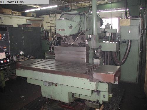 used  Knee-and-Column Milling Machine - univ. TOS-KURIM FGS 63 CNC