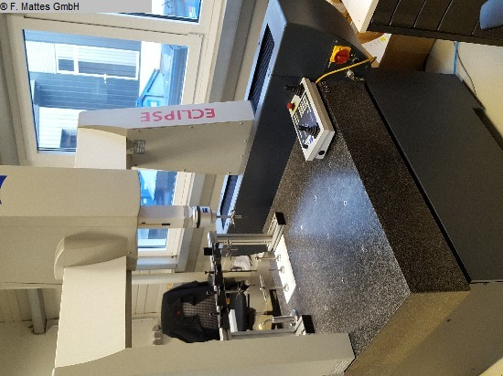 used  Measuring Machine ZEISS Eclipse