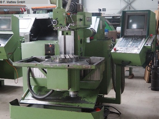 used  Universal Milling and Boring Machine MAHO MH 500 C