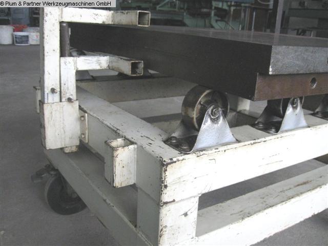 gebrauchte Maschine Werkzeugwechselwagen Fabr. UNBEKANNT/NOT KNOWN -
