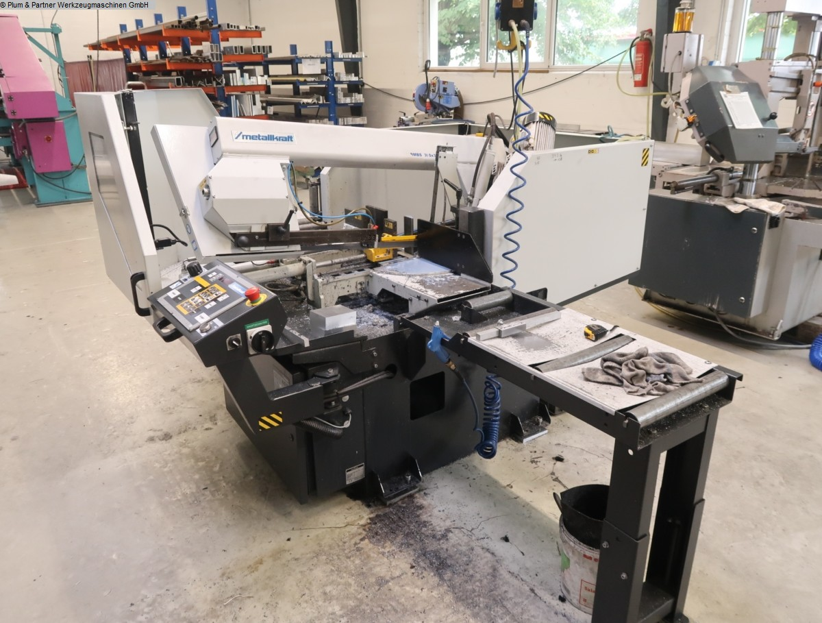used Saws Band Saw - Automatic - Horizontal PEGAS / Metallkraft BMBS 300x320 CNC-G