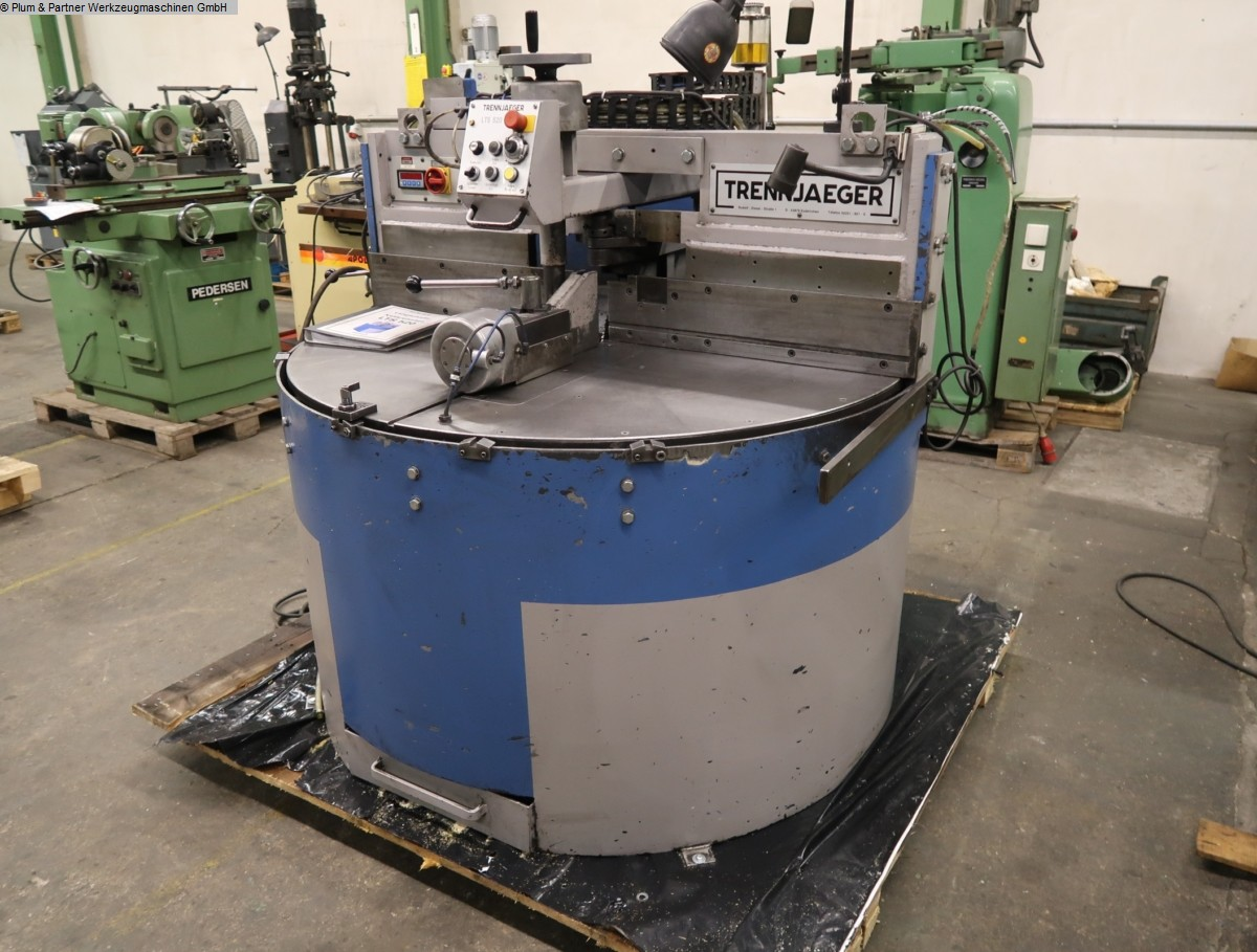 used Saws Cold Circular Saw TRENNJAEGER LTS 520 linear / digi