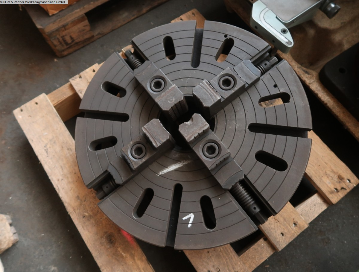 used Other accessories for machine tools Faceplate Fabr. unbekannt/unknown