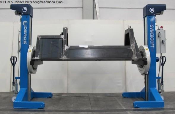 gebrauchte Positionierer SIDEROS Syncrolift SLC 20